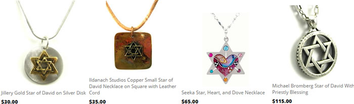 Hamsa meaning evil eye meaning tree of life meaning star of david necklaces aloadofball