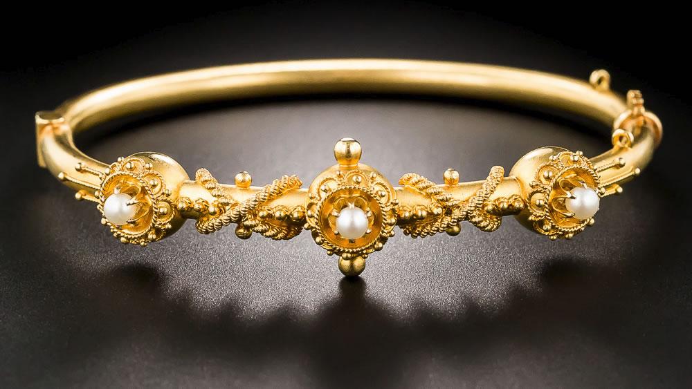 Jewelry Style Eras Edwardian Victorian Georgian Art